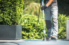 Healthy and Clean Environment with Pressure Washing